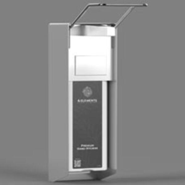 4Elements Wandspender VC1000  4Elements Wandspender VC1000 (ohne Spender) für Spender-Flasche 1000ml