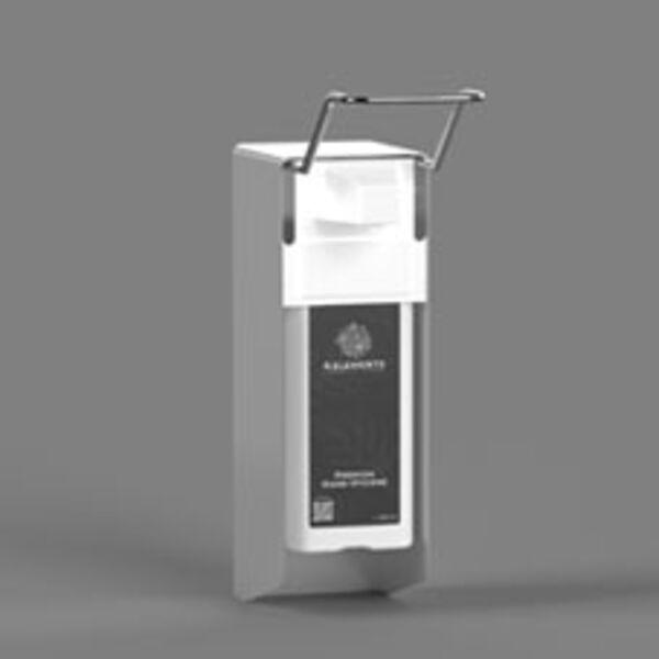 4Elements Wandspender VC500 4Elements Wandspender VC500 (ohne Spender) für Spender-Flasche 500ml