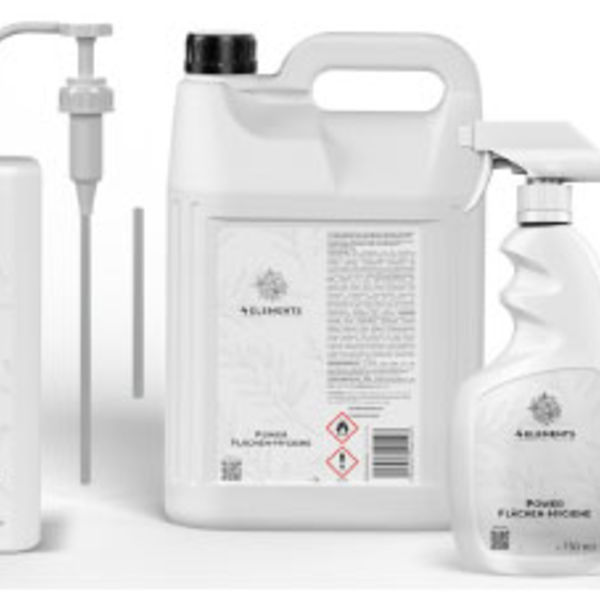 4Elements Power-Flächen-Hygiene 4Elements Power-Flächen-Hygiene 250ml